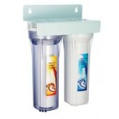Двухступенчатая система очистки воды AquaWater YL-19UH2P