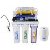 Фильтр для воды 7-ступенчатый с помпой AquaWater (система обратного осмоса )
